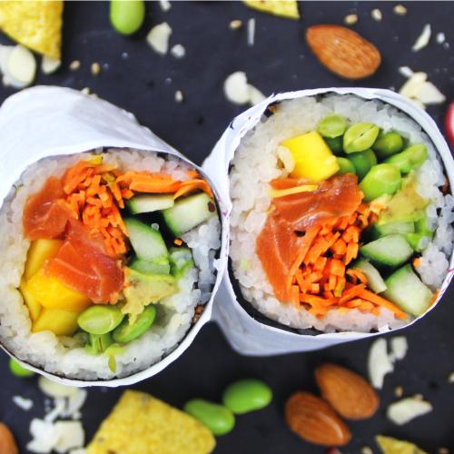 Burito Sushi 2
