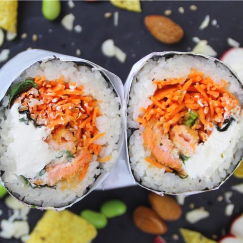 Burito Sushi